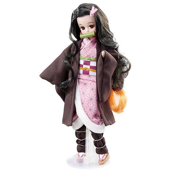 鬼滅の刃『竈門禰豆子×リカちゃん』 リカちゃん人形コラボレーションドール