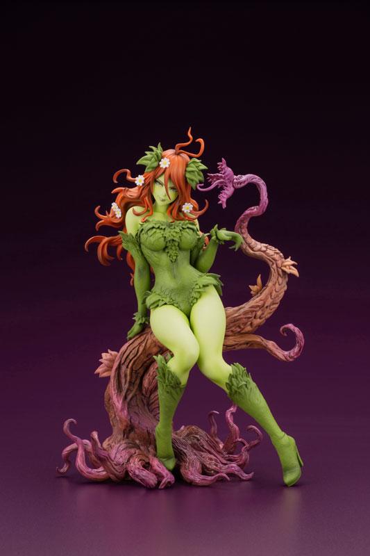 【限定販売】DC COMICS美少女『ポイズン・アイビー リターンズ』1/7 完成品フィギュア-004