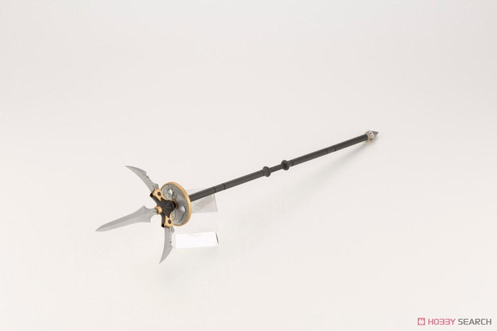 M.S.G モデリングサポートグッズ『ヘヴィウェポンユニット31 轟槍鬼十字』プラモデル-003