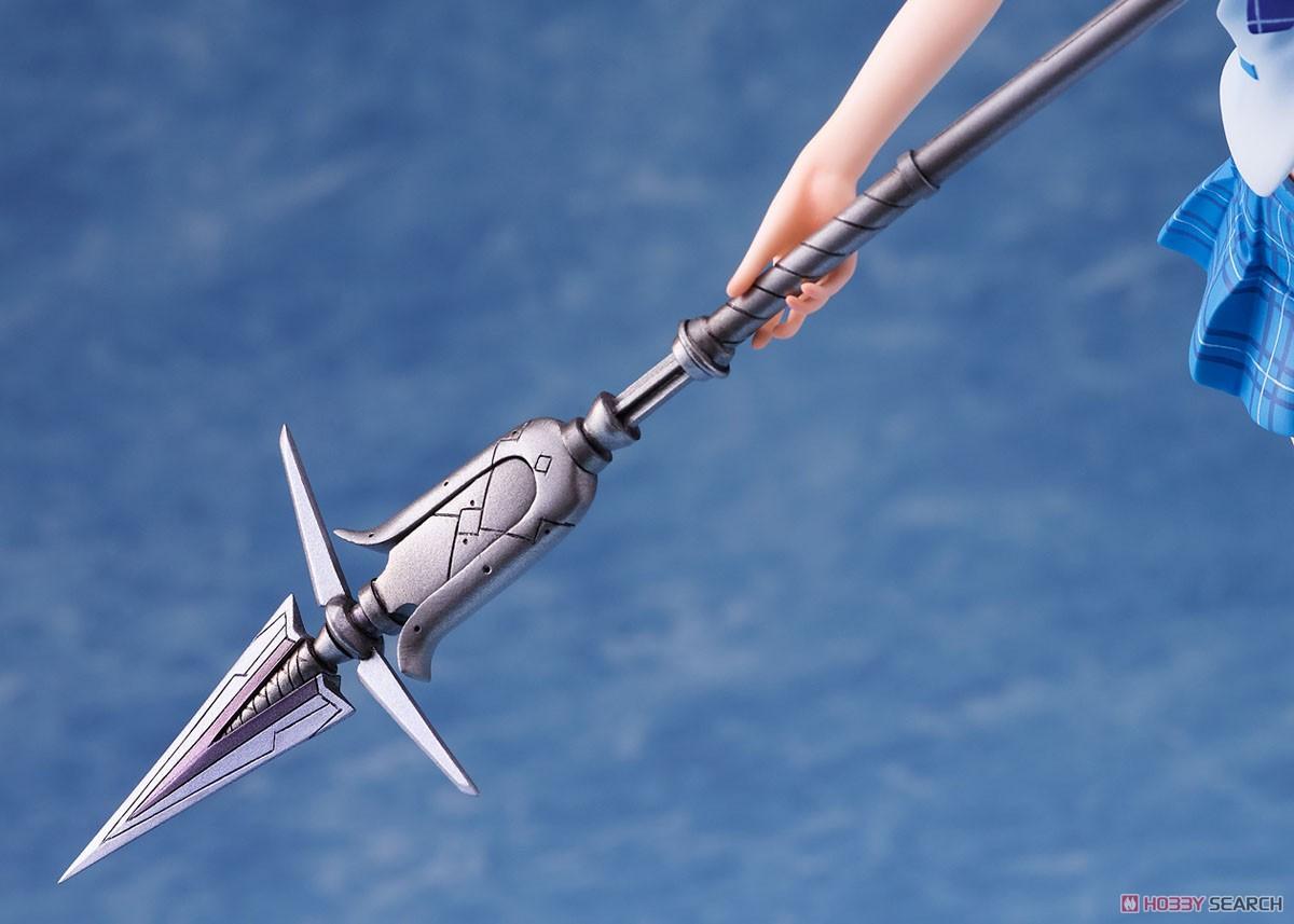 ドリームテック『姫柊雪菜[制服style]』ストライク・ザ・ブラッド 1/7 完成品フィギュア-008