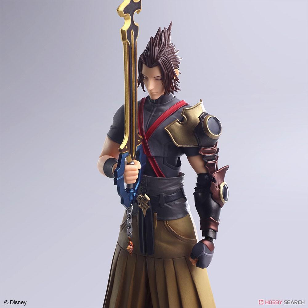 BRING ARTS『テラ』KINGDOM HEARTS III 可動フィギュア-003