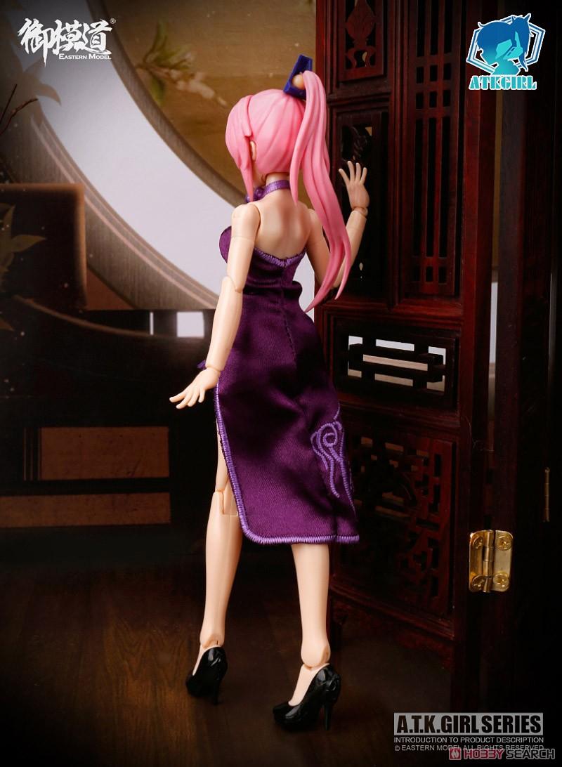 A.T.K.GIRL『四聖獣 チャイナドレス オプションパック』1/12 プラモデル-006