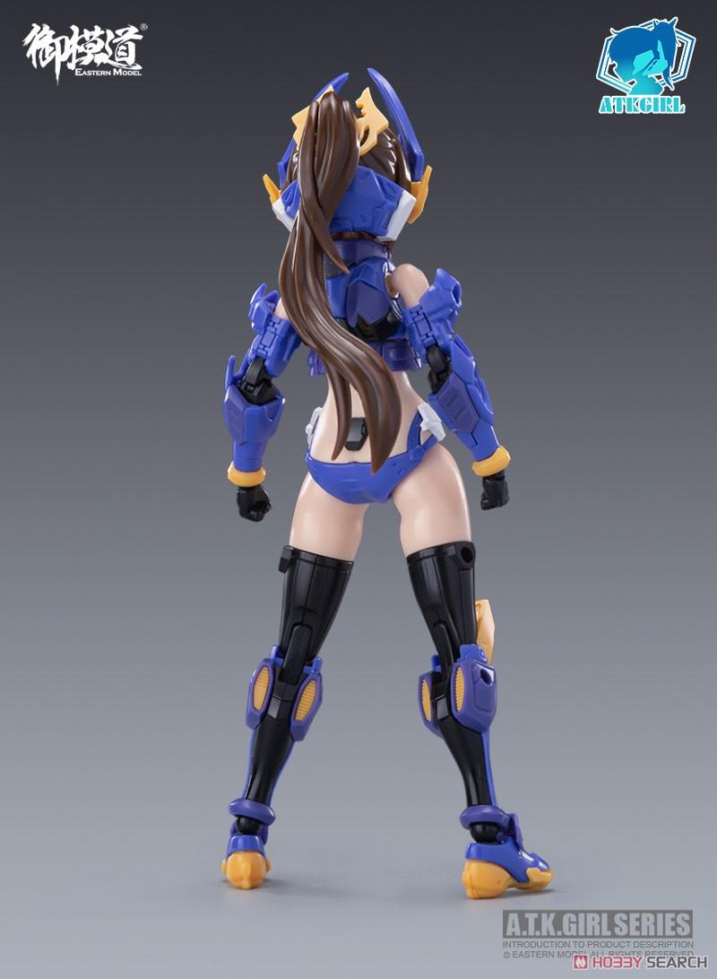A.T.K.GIRL『クワガタガール・タイタン』1/12 プラモデル-012