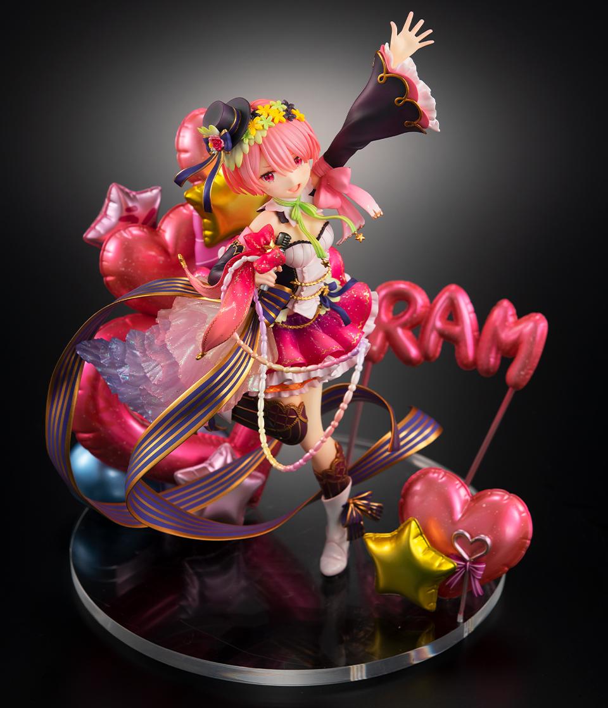 【限定販売】Re:ゼロから始める異世界生活『ラム -アイドルVer-』1/7 美少女フィギュア-004
