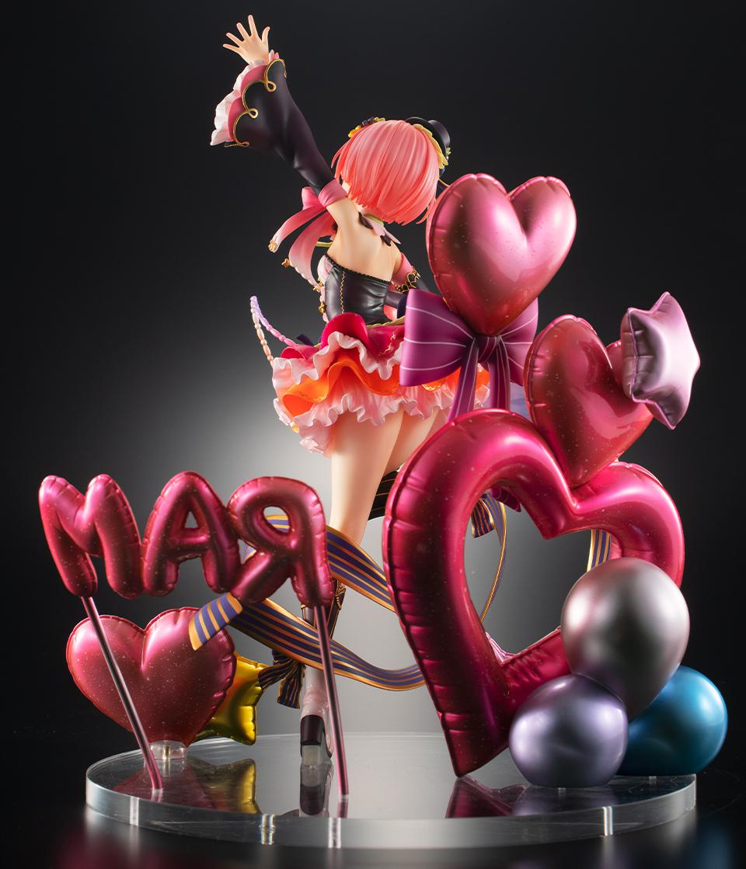 【限定販売】Re:ゼロから始める異世界生活『ラム -アイドルVer-』1/7 美少女フィギュア-008