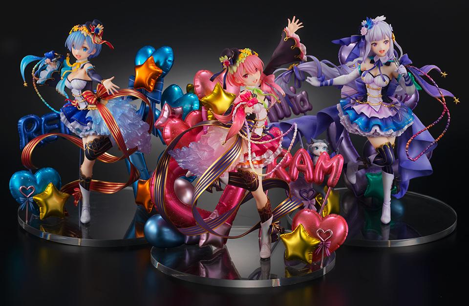 【限定販売】Re:ゼロから始める異世界生活『ラム -アイドルVer-』1/7 美少女フィギュア-010