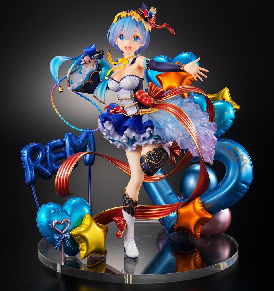 【限定販売】Re:ゼロから始める異世界生活『レム -アイドルVer-』1/7 美少女フィギュア-002