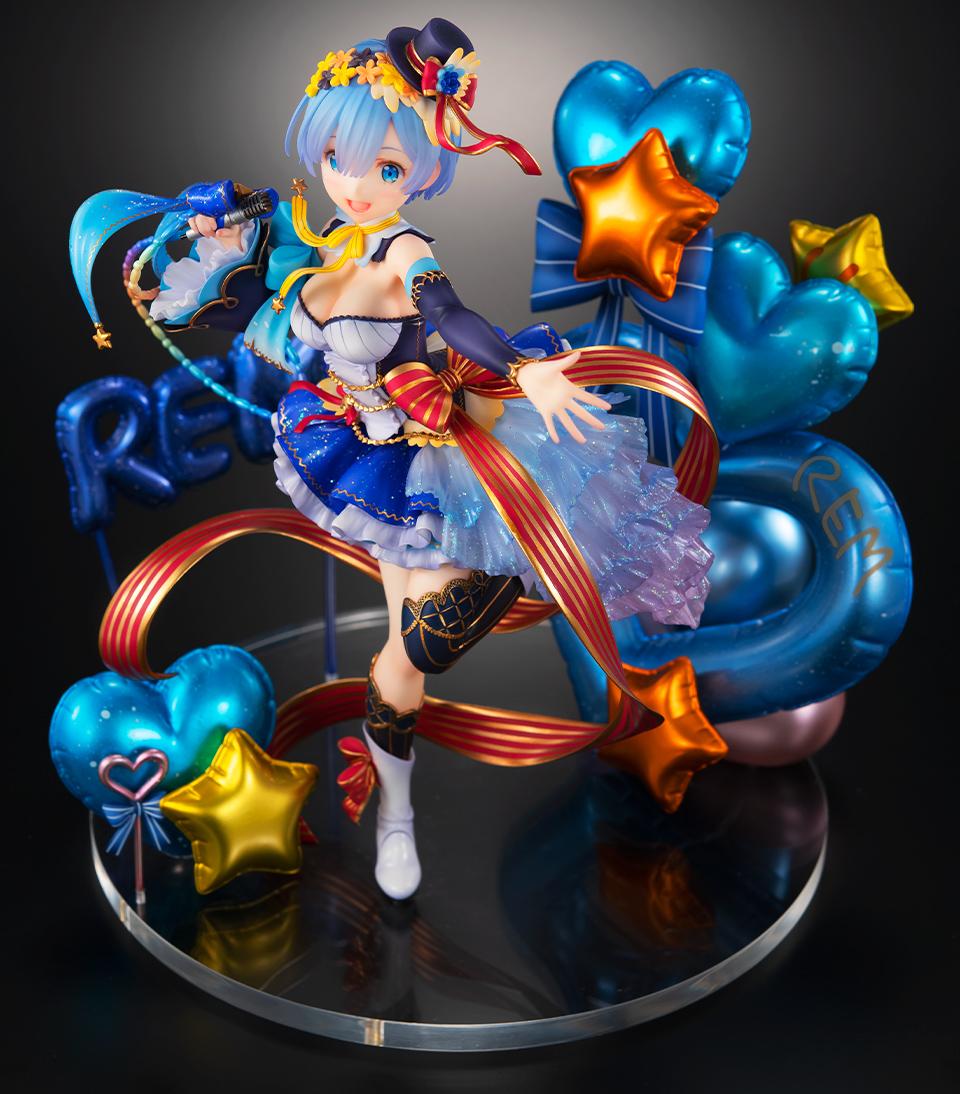 【限定販売】Re:ゼロから始める異世界生活『レム -アイドルVer-』1/7 美少女フィギュア-004