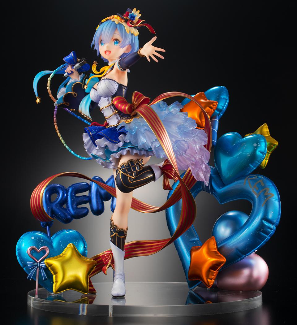 【限定販売】Re:ゼロから始める異世界生活『レム -アイドルVer-』1/7 美少女フィギュア-005