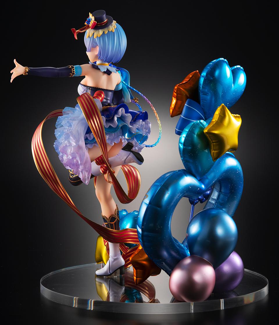 【限定販売】Re:ゼロから始める異世界生活『レム -アイドルVer-』1/7 美少女フィギュア-008