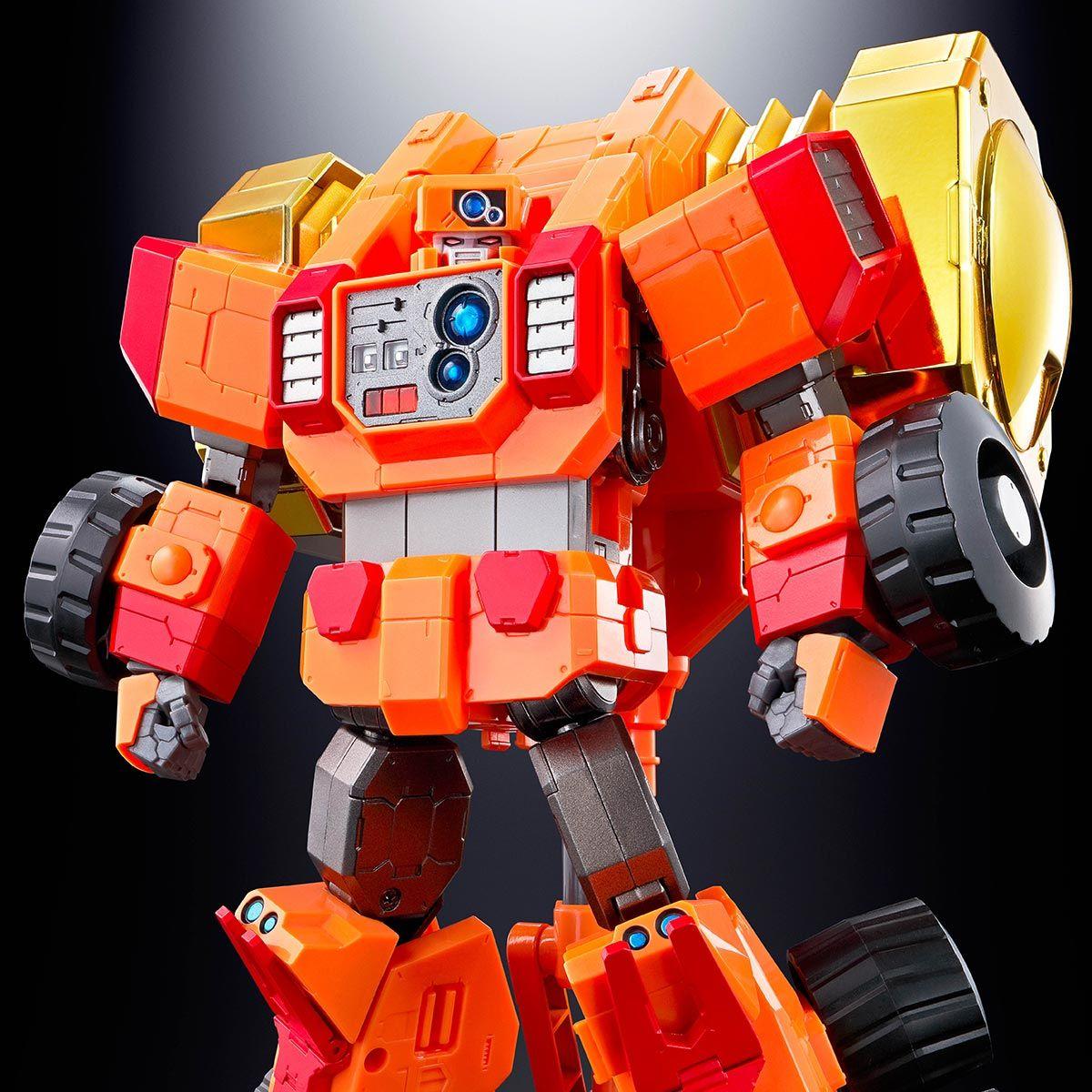 【限定販売】超合金魂『GX-69R ゴルディーマーグ【究極の勇者王Ver.】』可動フィギュア-001