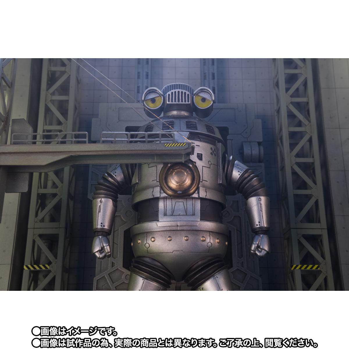 【限定販売】S.H.Figuarts『対怪獣特殊空挺機甲1号機 セブンガー』ウルトラマンZ 可動フィギュア-002