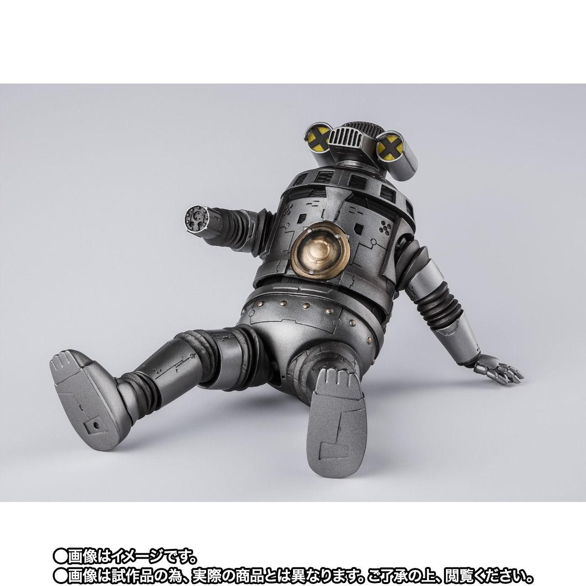 【限定販売】S.H.Figuarts『対怪獣特殊空挺機甲1号機 セブンガー』ウルトラマンZ 可動フィギュア-003
