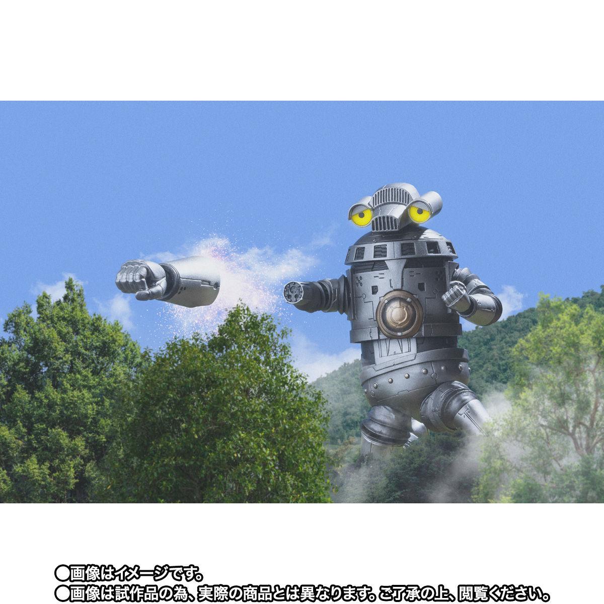 【限定販売】S.H.Figuarts『対怪獣特殊空挺機甲1号機 セブンガー』ウルトラマンZ 可動フィギュア-007