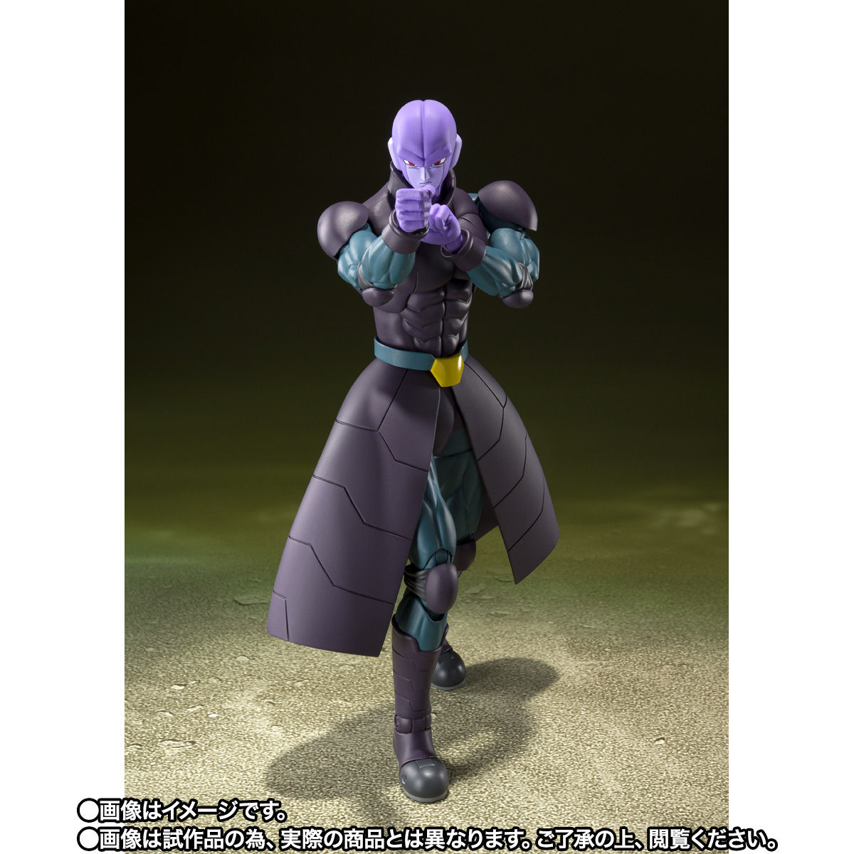 【限定販売】S.H.Figuarts『ヒット』ドラゴンボール超 可動フィギュア-003