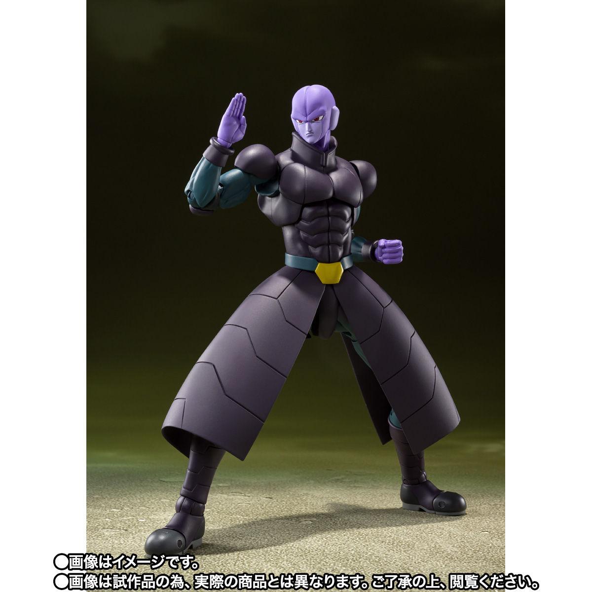 【限定販売】S.H.Figuarts『ヒット』ドラゴンボール超 可動フィギュア-004