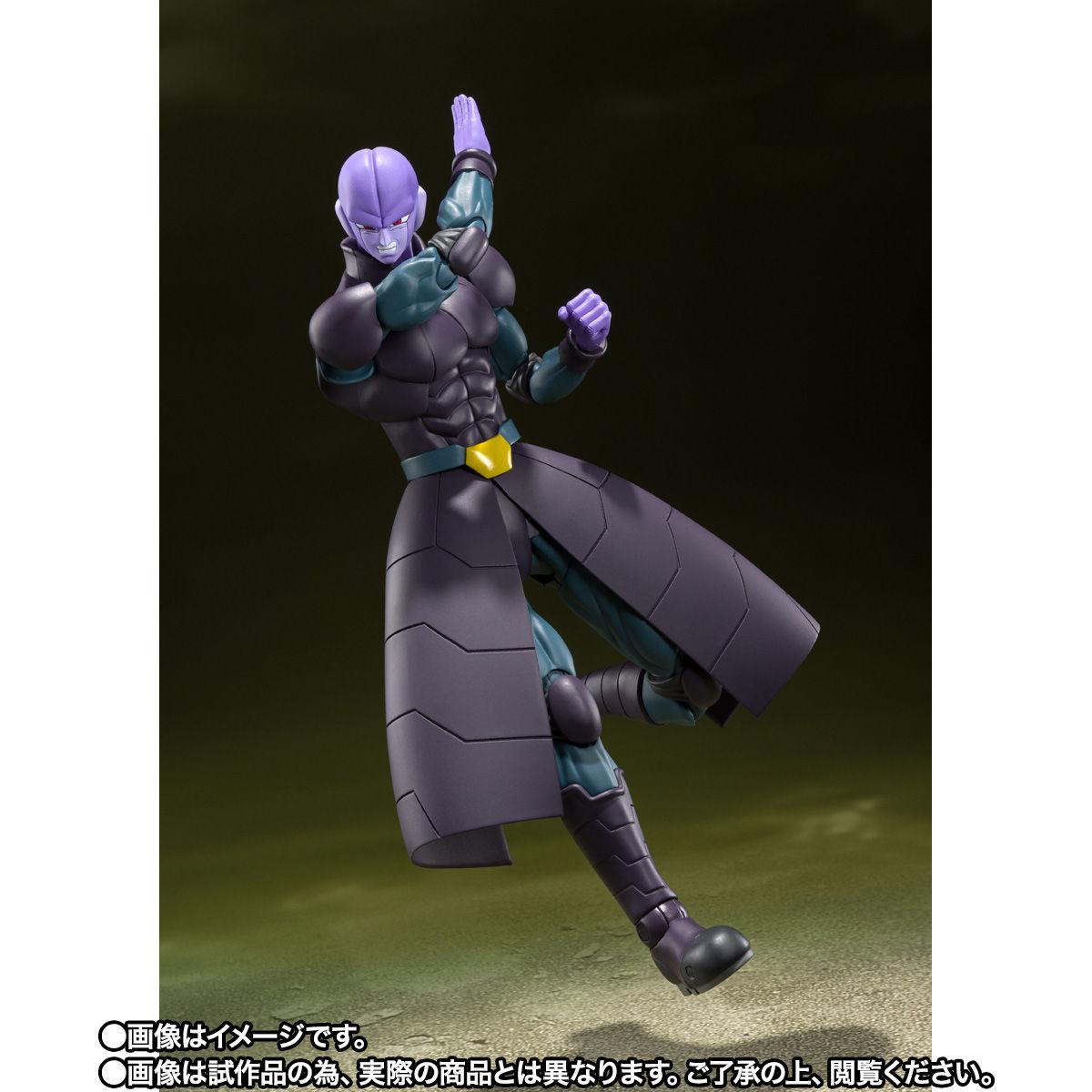 【限定販売】S.H.Figuarts『ヒット』ドラゴンボール超 可動フィギュア-005