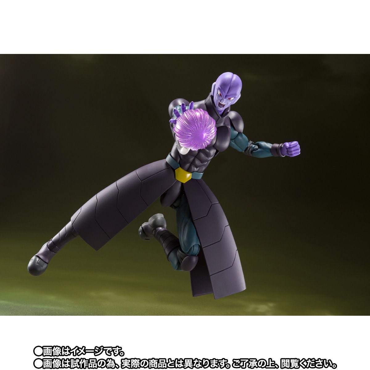 【限定販売】S.H.Figuarts『ヒット』ドラゴンボール超 可動フィギュア-006