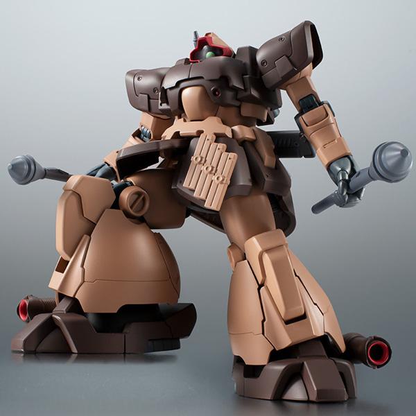 【限定販売】ROBOT魂〈SIDE MS〉『MS-09F/TROP ドム・トローペン キンバライド基地仕様 ver. A.N.I.M.E.』ガンダム0083 可動フィギュア