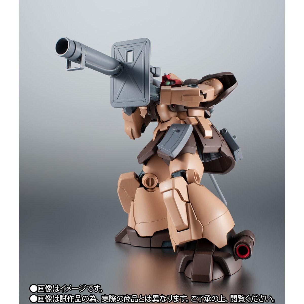 【限定販売】ROBOT魂〈SIDE MS〉『MS-09F/TROP ドム・トローペン キンバライド基地仕様 ver. A.N.I.M.E.』ガンダム0083 可動フィギュア-007