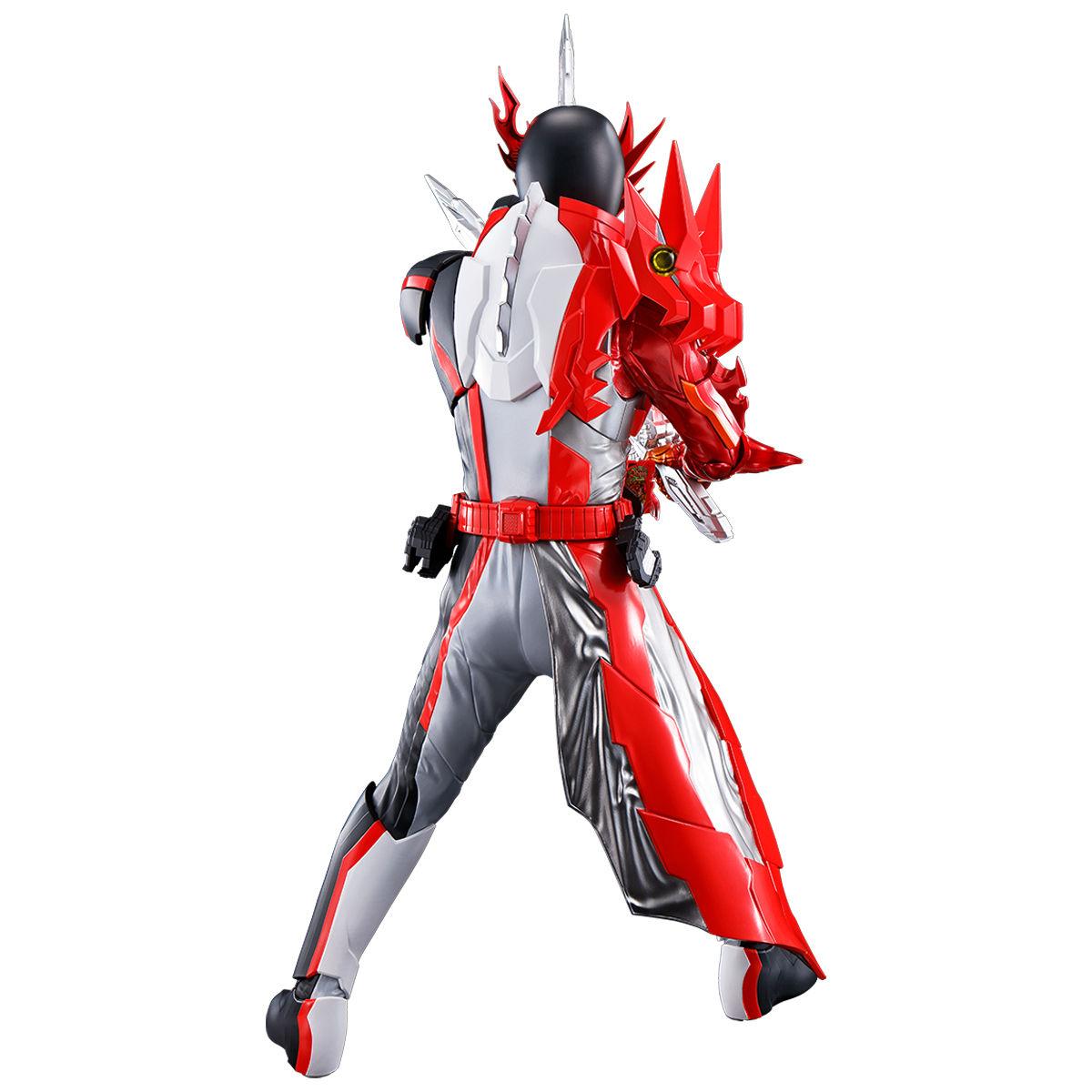 【限定販売】特大HEROES『仮面ライダーセイバー ブレイブドラゴン』完成品フィギュア-005