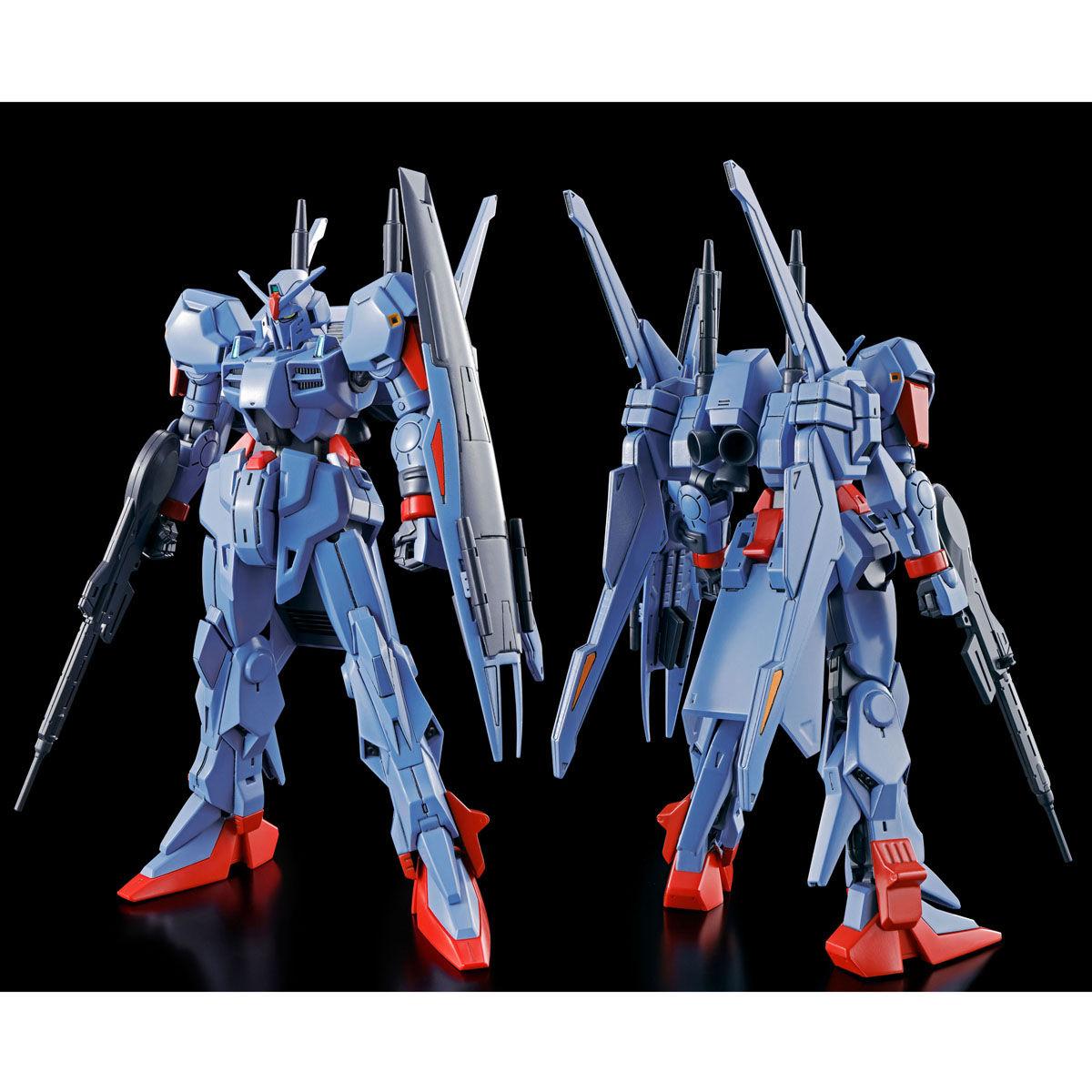 【限定販売】【2次】HG 1/144『ガンダムMk-III』Ζ-MSV プラモデル-002