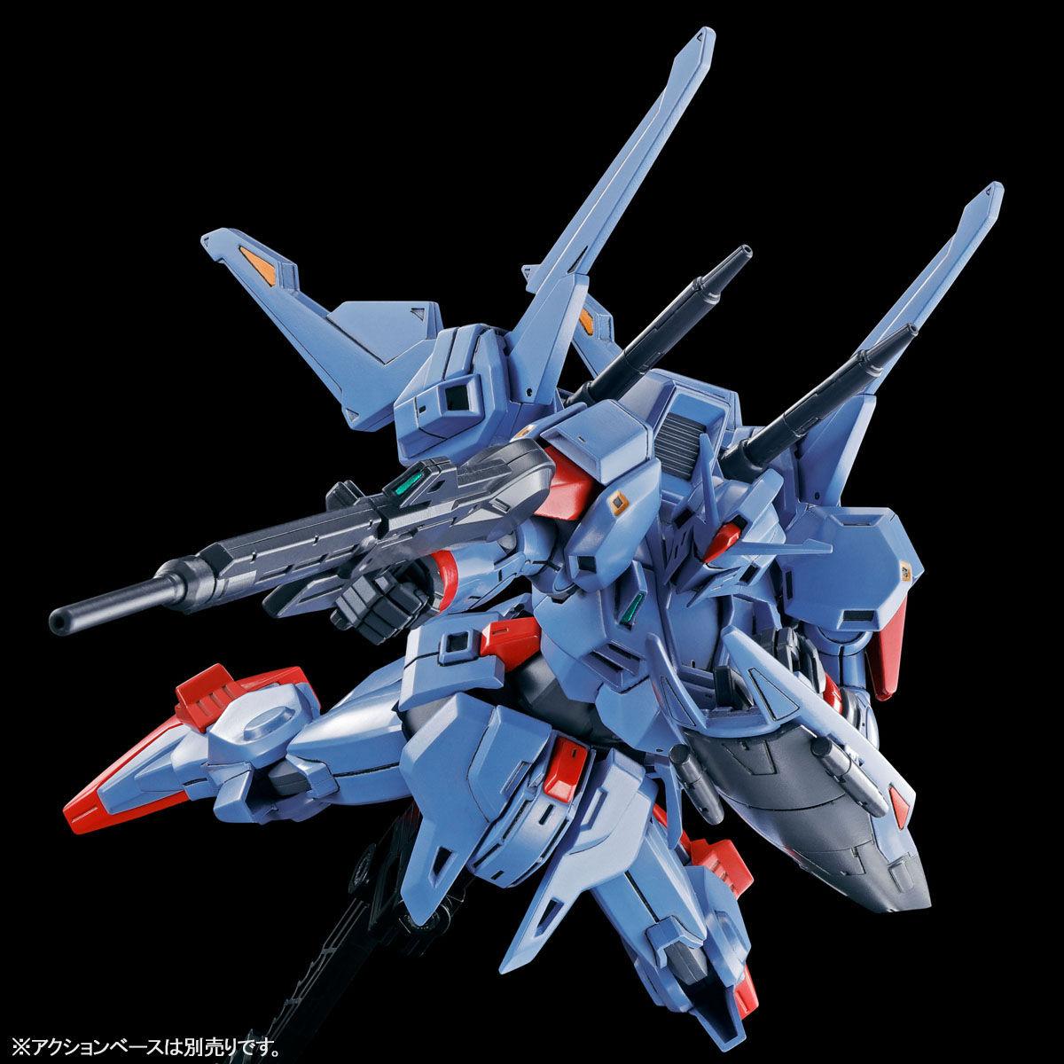 【限定販売】【2次】HG 1/144『ガンダムMk-III』Ζ-MSV プラモデル-004