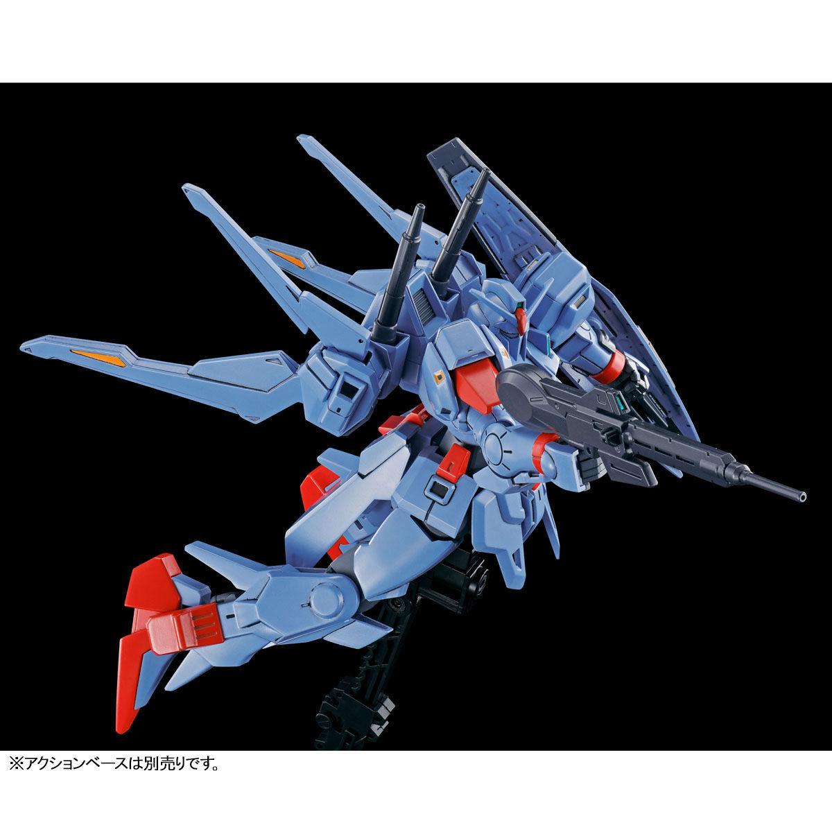 【限定販売】【2次】HG 1/144『ガンダムMk-III』Ζ-MSV プラモデル-005