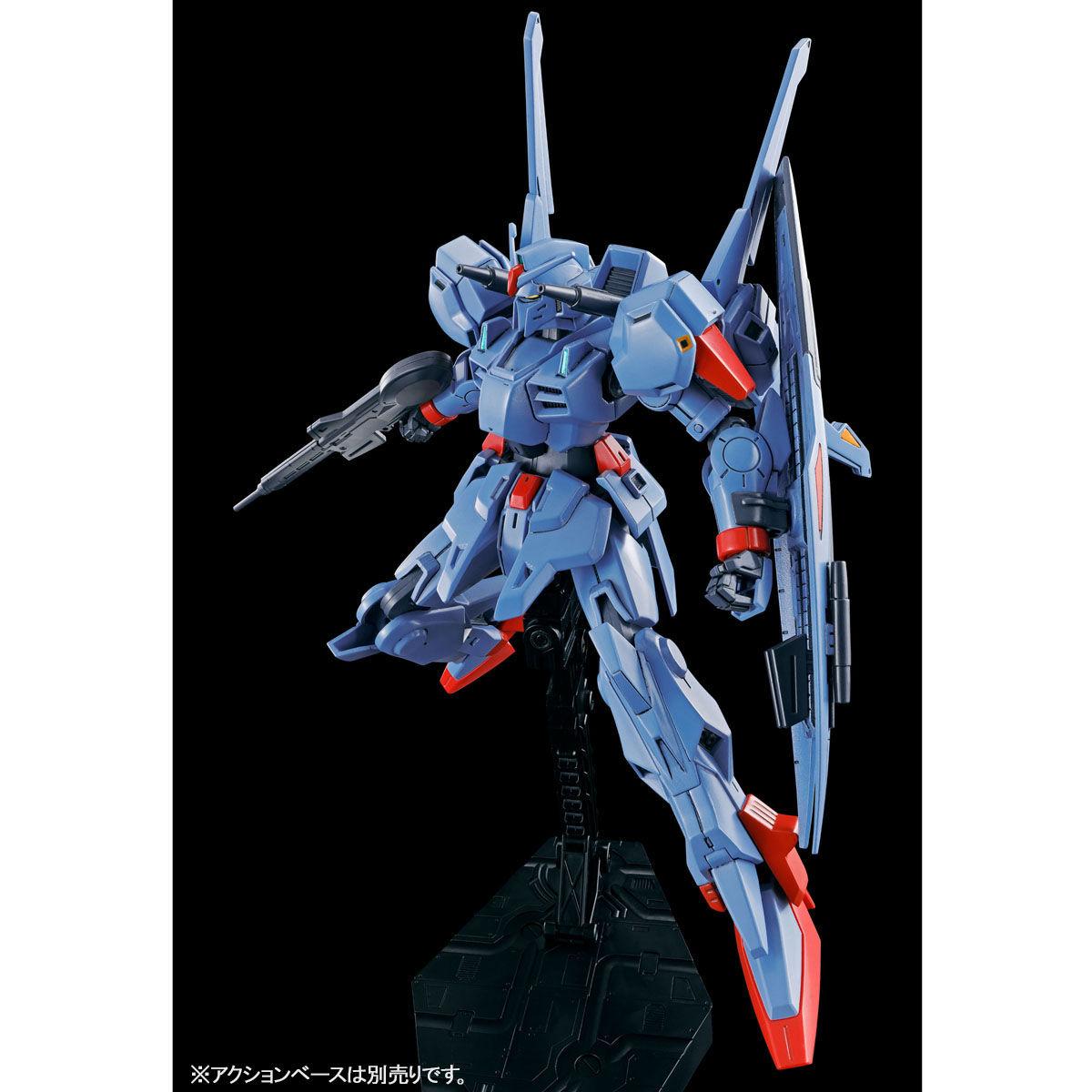 【限定販売】【2次】HG 1/144『ガンダムMk-III』Ζ-MSV プラモデル-006