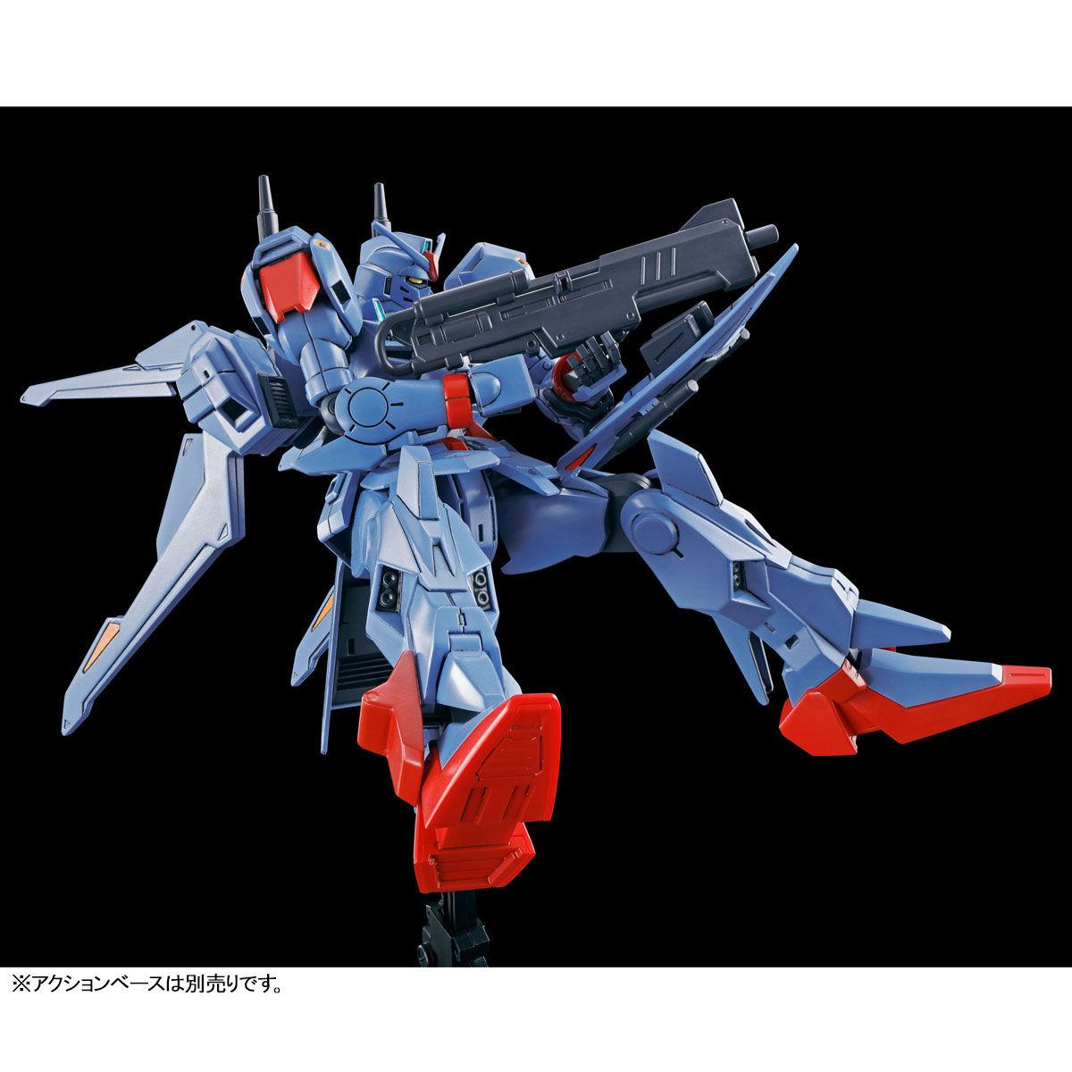 【限定販売】【2次】HG 1/144『ガンダムMk-III』Ζ-MSV プラモデル-007