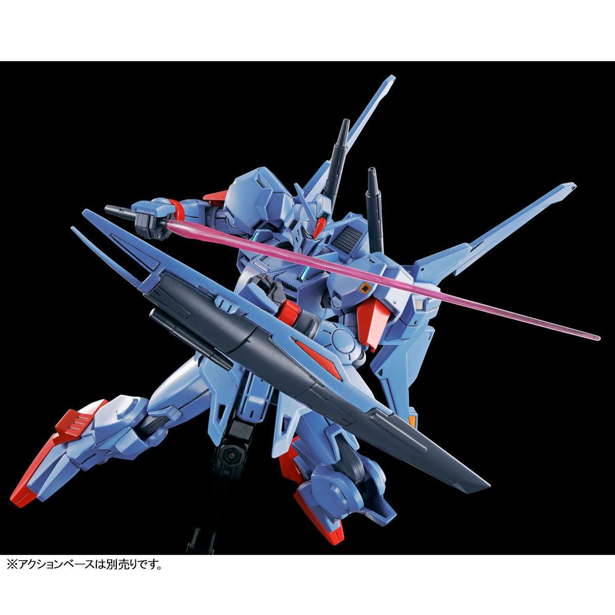 【限定販売】【2次】HG 1/144『ガンダムMk-III』Ζ-MSV プラモデル-008