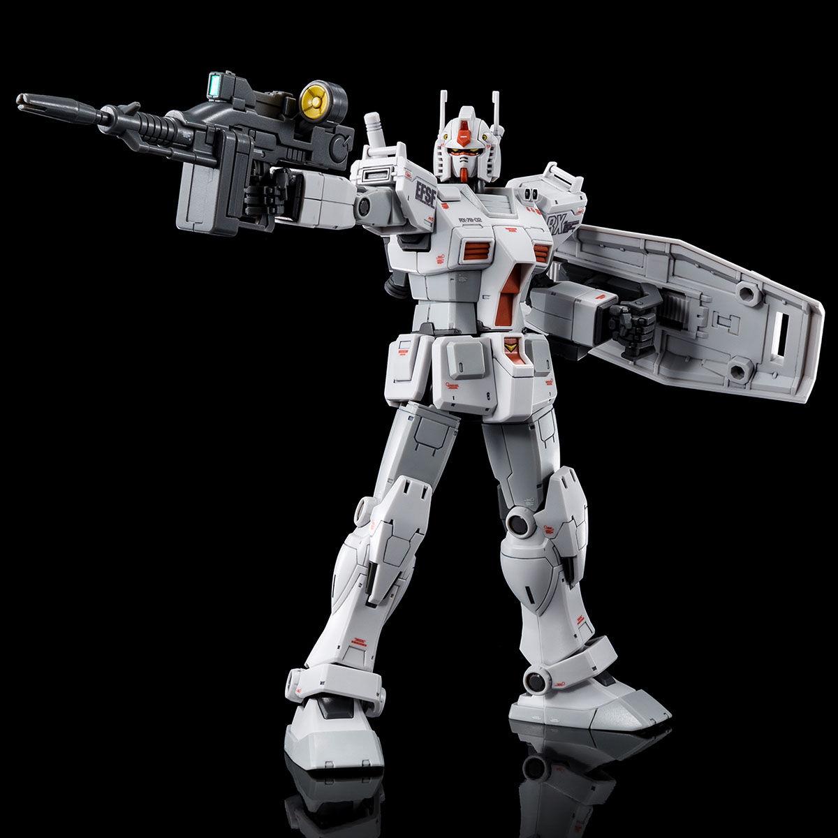 【限定販売】【2次】HG 1/144『RX-78-02 ガンダム ロールアウトカラー(GUNDAM THE ORIGIN版)』プラモデル-003
