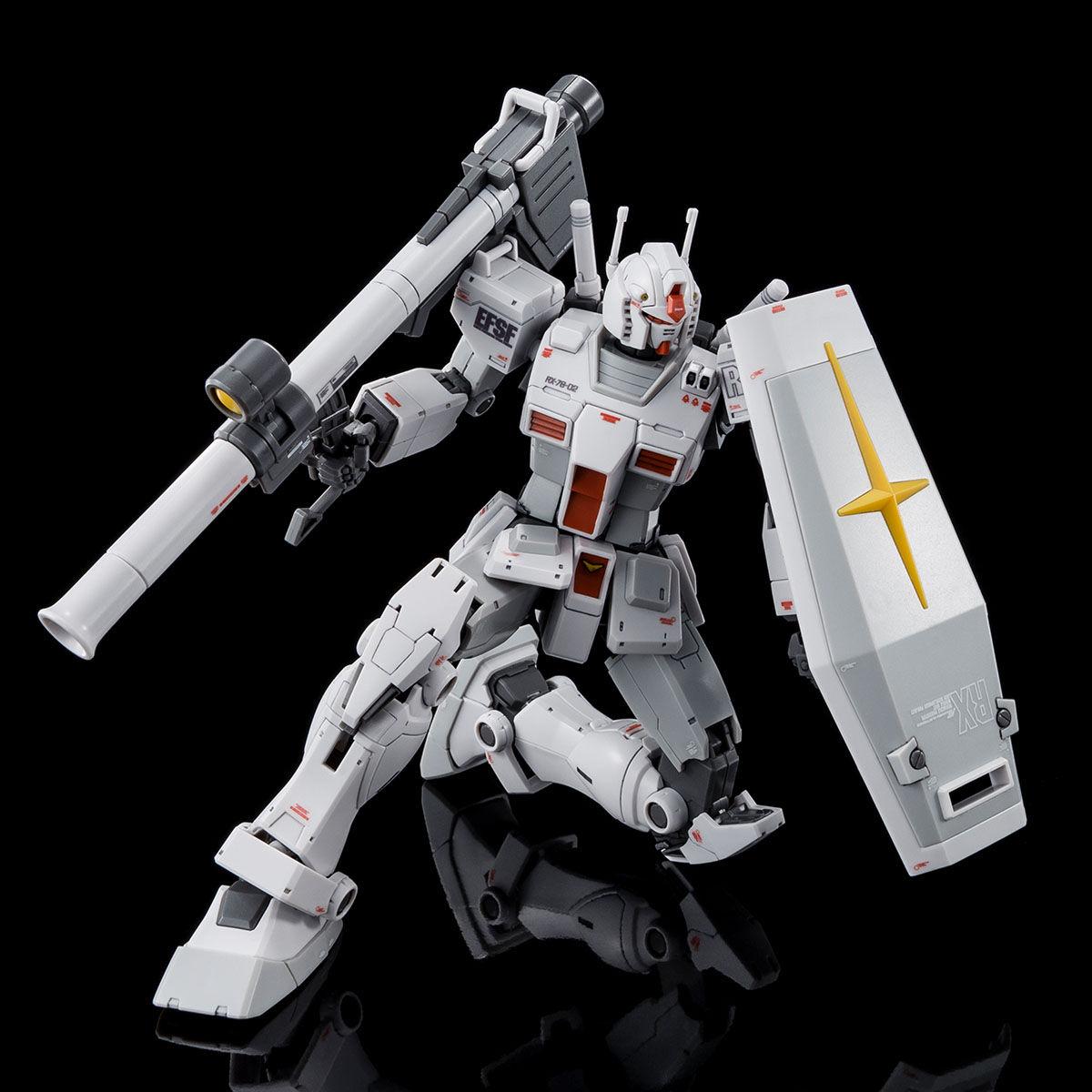 【限定販売】【2次】HG 1/144『RX-78-02 ガンダム ロールアウトカラー(GUNDAM THE ORIGIN版)』プラモデル-004
