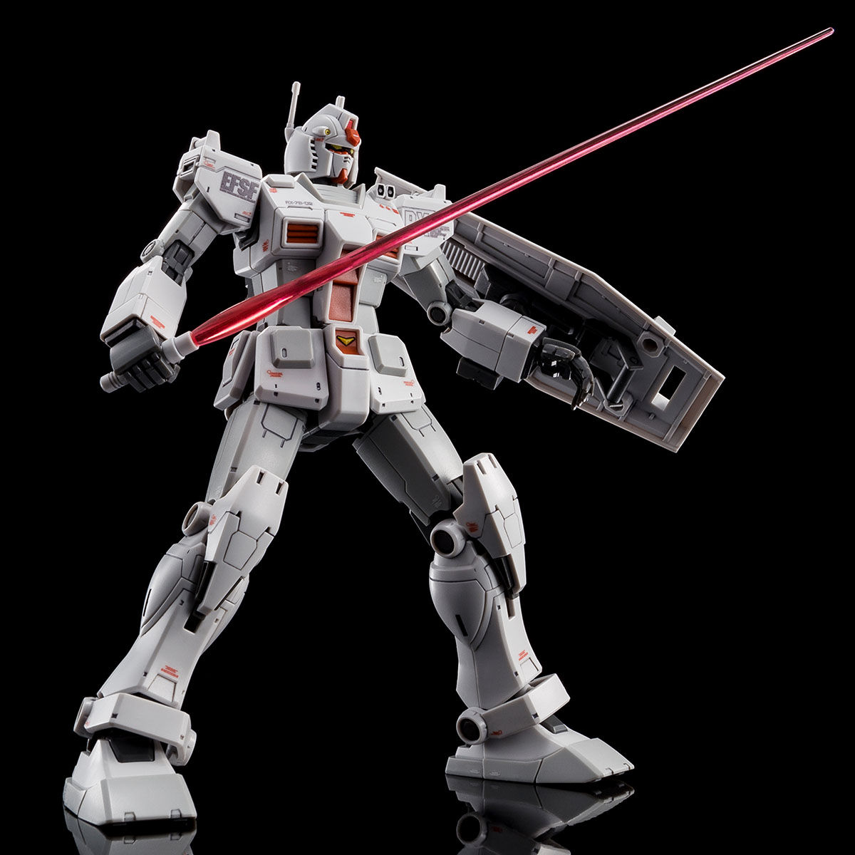 【限定販売】【2次】HG 1/144『RX-78-02 ガンダム ロールアウトカラー(GUNDAM THE ORIGIN版)』プラモデル-005