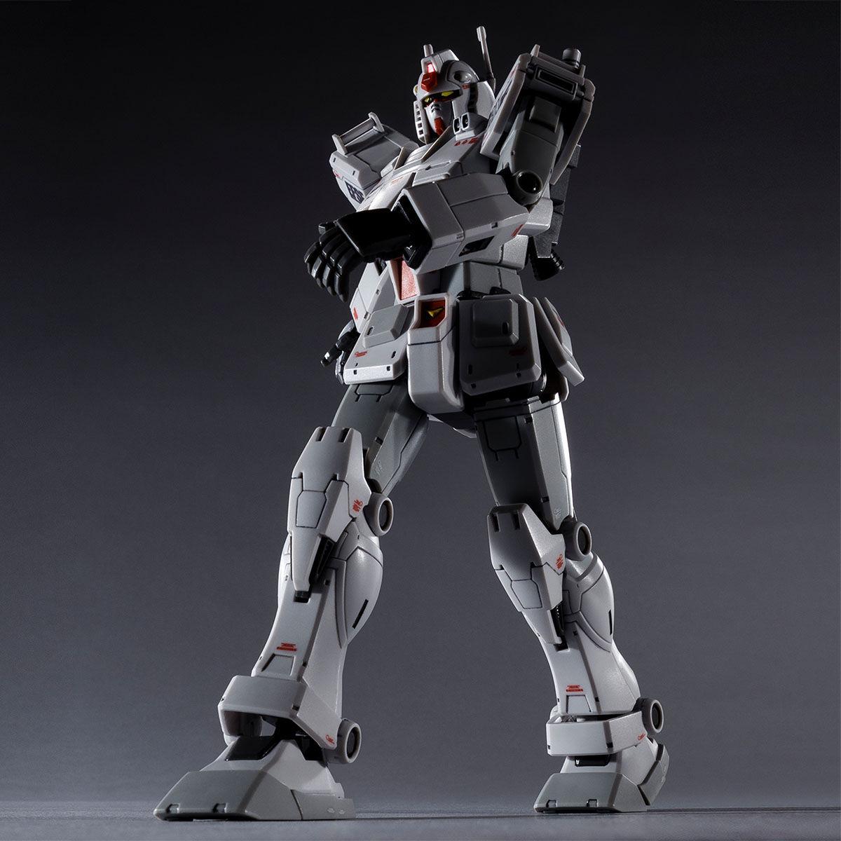 【限定販売】【2次】HG 1/144『RX-78-02 ガンダム ロールアウトカラー(GUNDAM THE ORIGIN版)』プラモデル-006