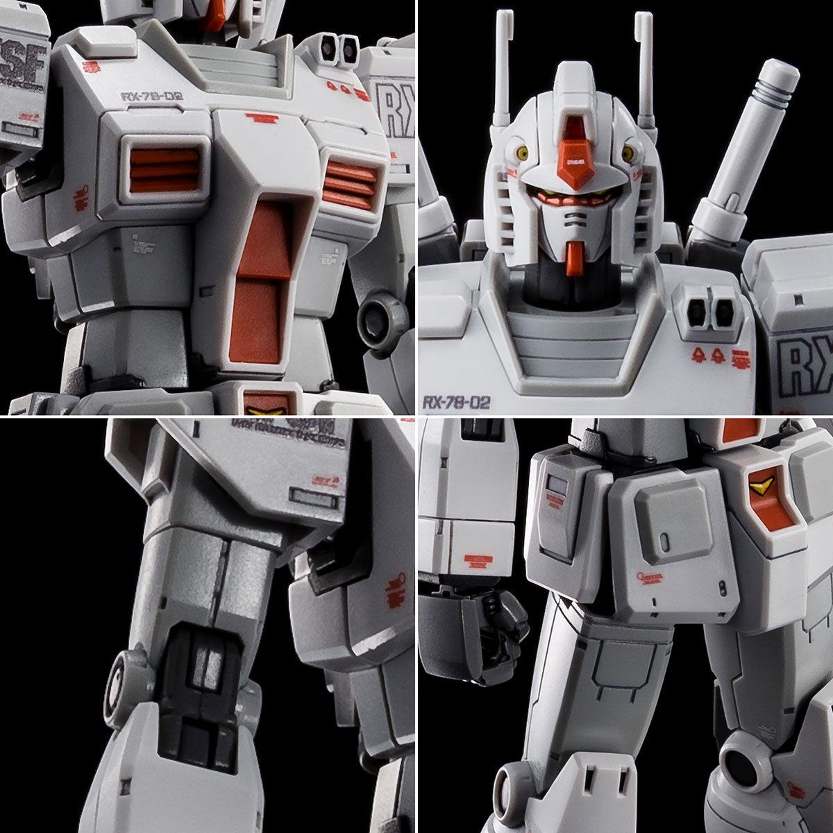 【限定販売】【2次】HG 1/144『RX-78-02 ガンダム ロールアウトカラー(GUNDAM THE ORIGIN版)』プラモデル-007