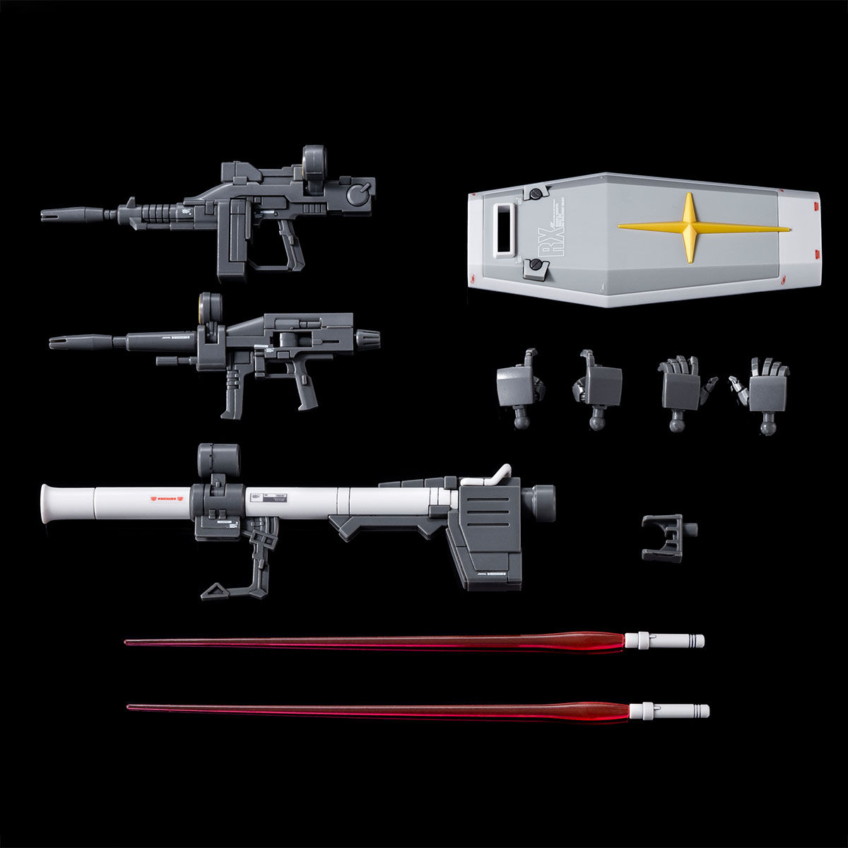 【限定販売】【2次】HG 1/144『RX-78-02 ガンダム ロールアウトカラー(GUNDAM THE ORIGIN版)』プラモデル-008