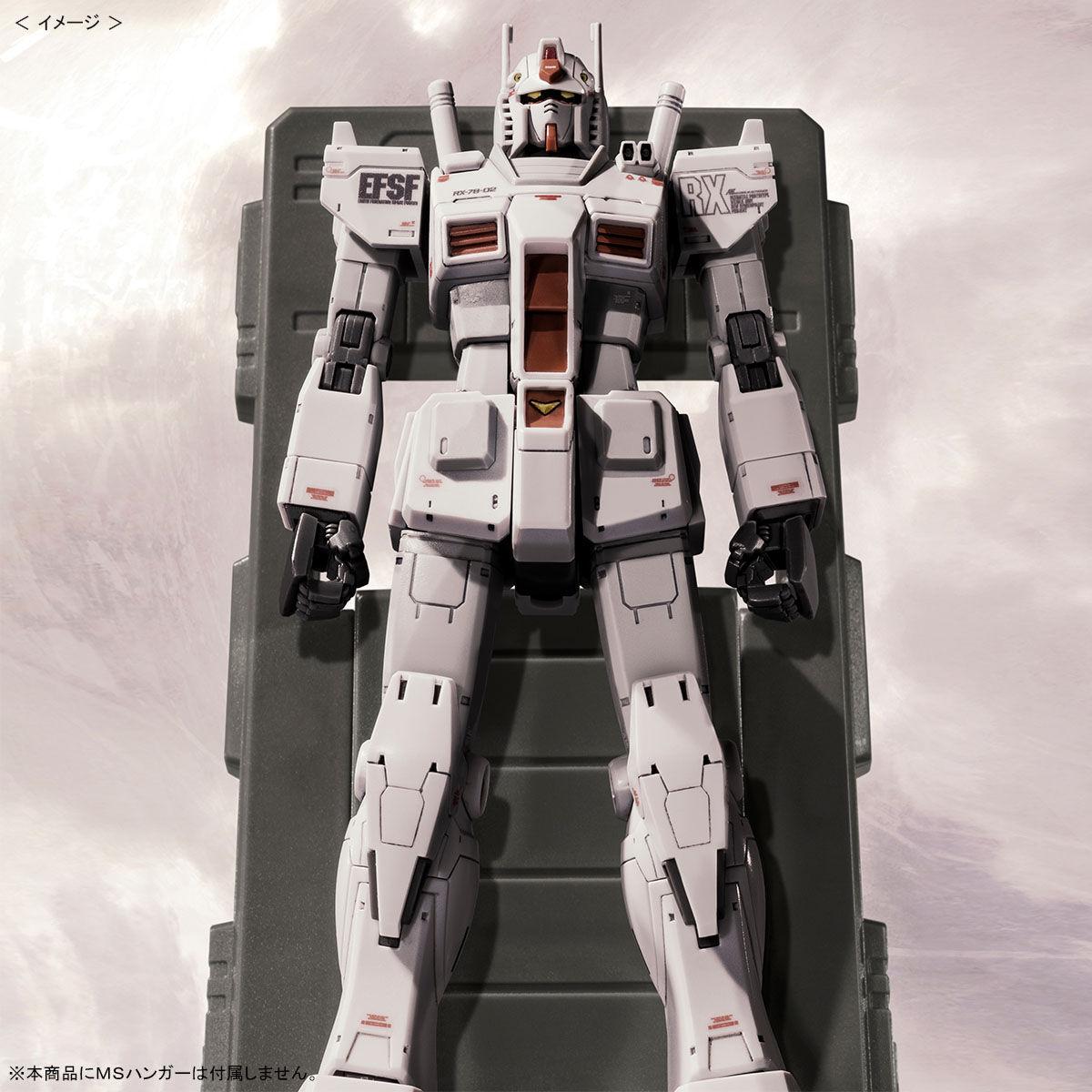 【限定販売】【2次】HG 1/144『RX-78-02 ガンダム ロールアウトカラー(GUNDAM THE ORIGIN版)』プラモデル-009