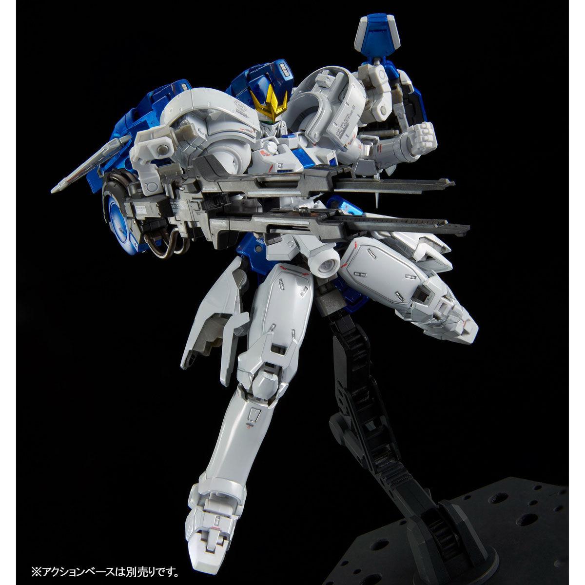 【限定販売】RG 1/144『トールギスIII[チタニウムフィニッシュ]』新機動戦記ガンダムW Endless Waltz プラモデル-006