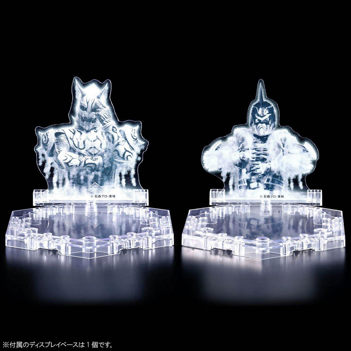 【限定販売】Figure-rise Standard『仮面ライダー電王 ガンフォーム&プラットフォーム』プラモデル-015
