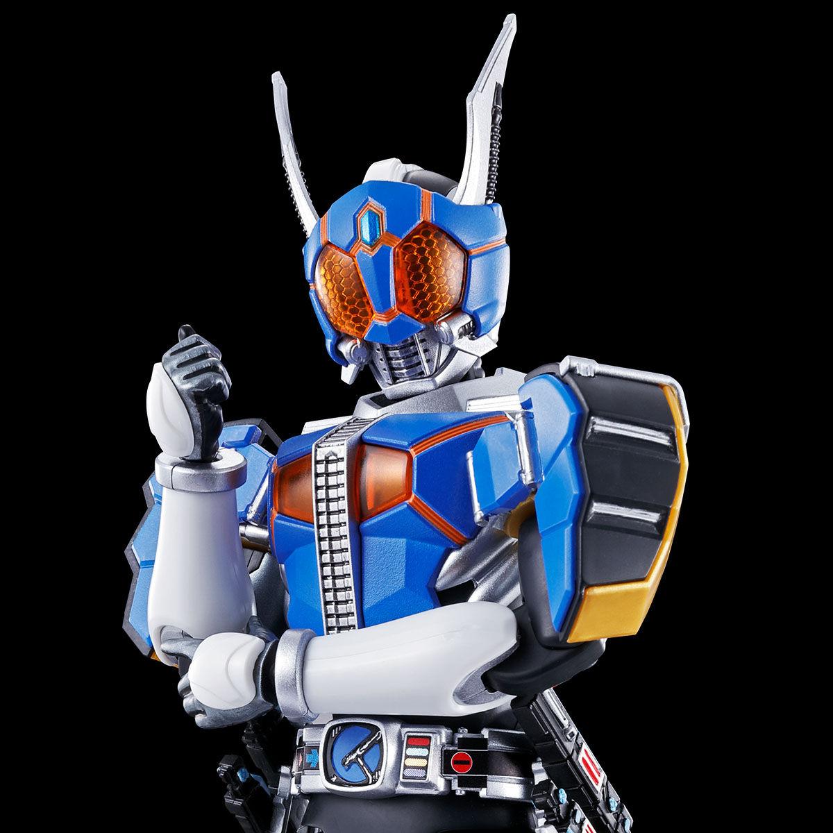 【限定販売】Figure-rise Standard『仮面ライダー電王 ガンフォーム&プラットフォーム』プラモデル-017