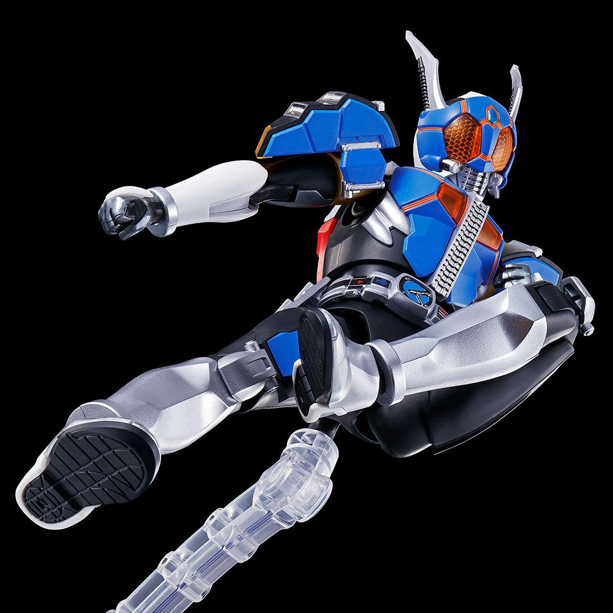 【限定販売】Figure-rise Standard『仮面ライダー電王 ガンフォーム&プラットフォーム』プラモデル-021