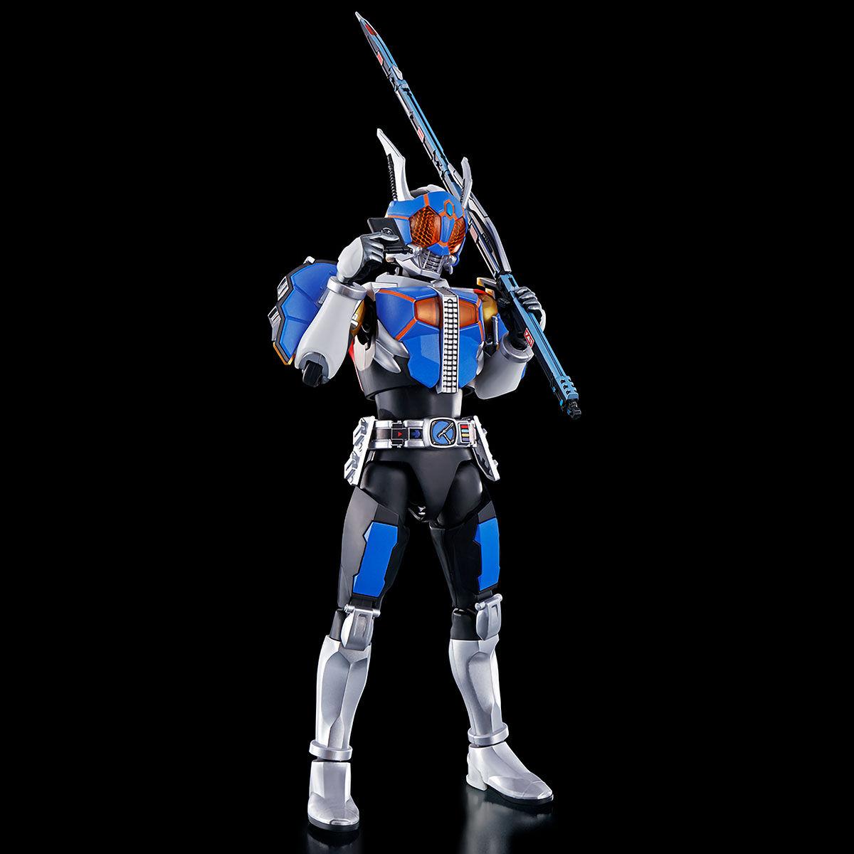 【限定販売】Figure-rise Standard『仮面ライダー電王 ガンフォーム&プラットフォーム』プラモデル-022