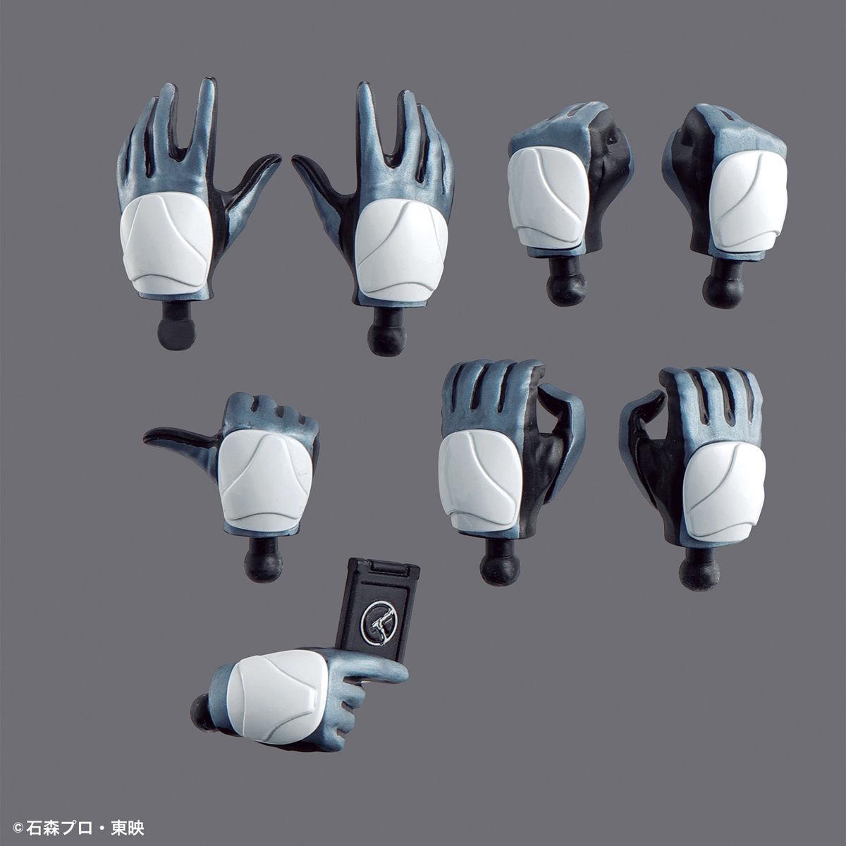 【限定販売】Figure-rise Standard『仮面ライダー電王 ガンフォーム&プラットフォーム』プラモデル-026