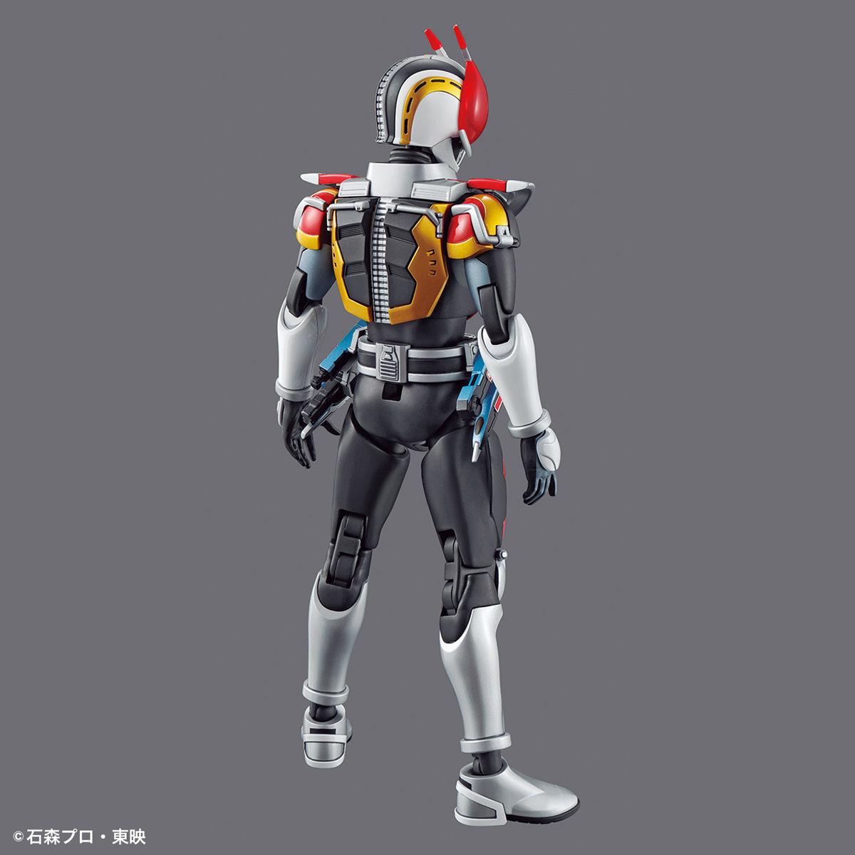 【限定販売】Figure-rise Standard『仮面ライダー電王 ガンフォーム&プラットフォーム』プラモデル-031