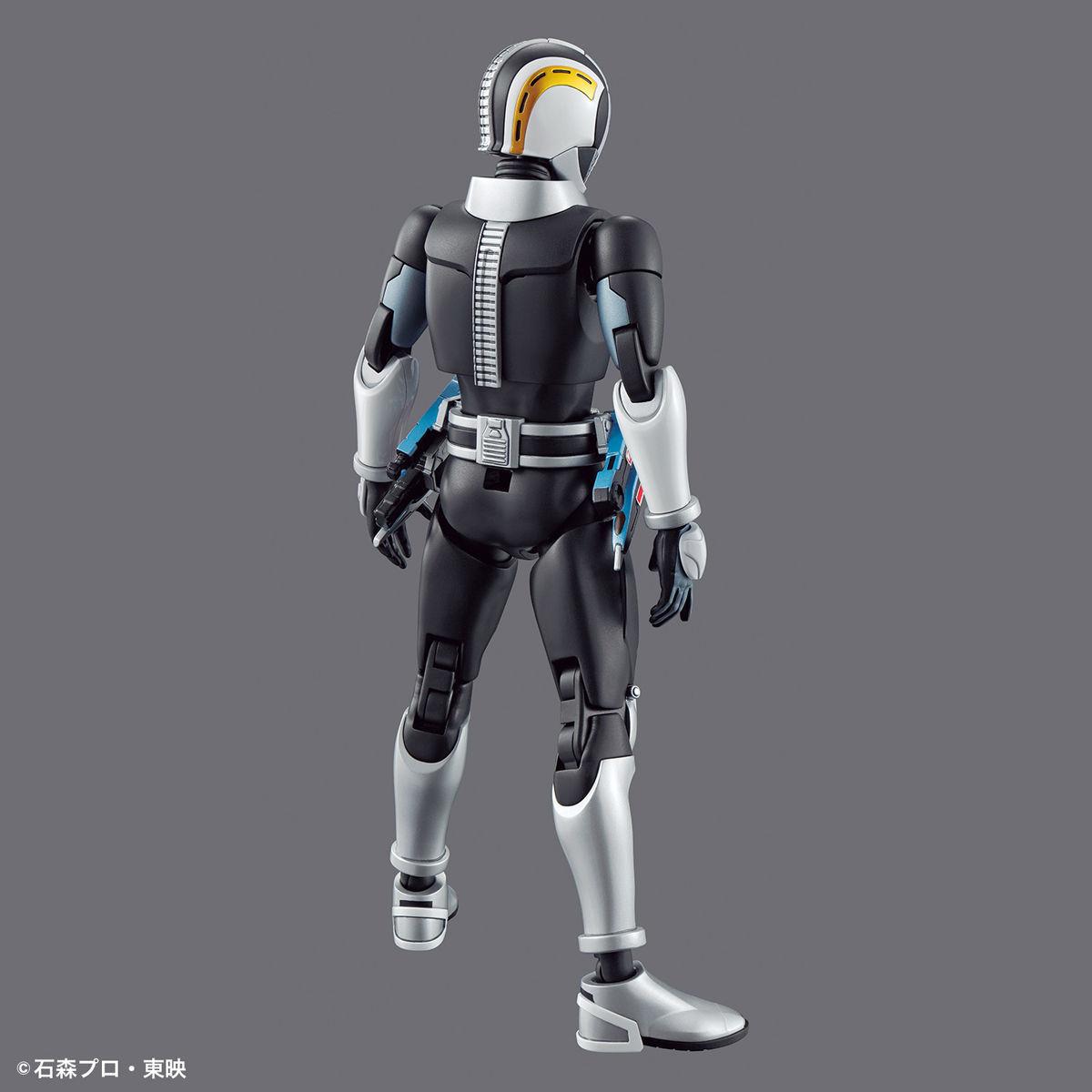 【限定販売】Figure-rise Standard『仮面ライダー電王 ガンフォーム&プラットフォーム』プラモデル-033