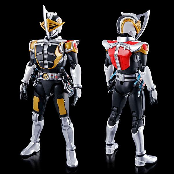 【限定販売】Figure-rise Standard『仮面ライダー電王 アックスフォーム&プラットフォーム』プラモデル
