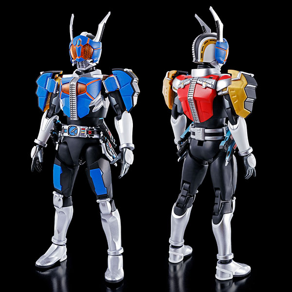 【限定販売】Figure-rise Standard『仮面ライダー電王 ロッドフォーム&プラットフォーム』プラモデル