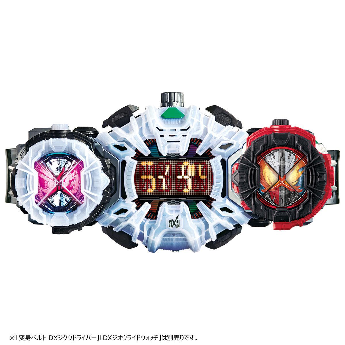 【限定販売】仮面ライダージオウ『DXネオディケイドライバー&ケータッチ21』変身なりきり-006