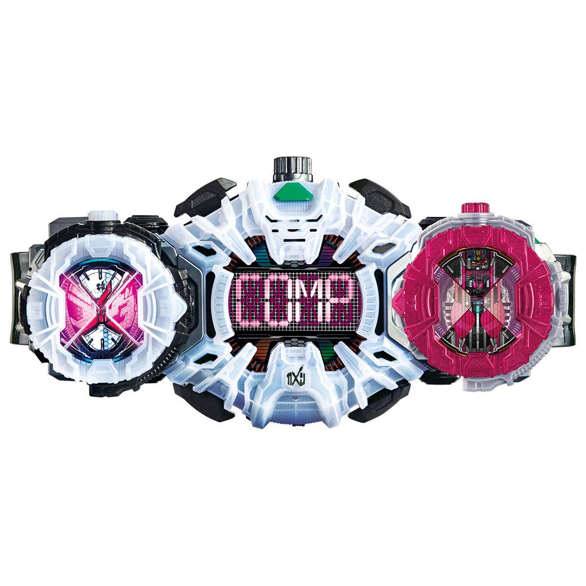 【限定販売】仮面ライダージオウ『DXネオディケイドライバー&ケータッチ21』変身なりきり-009